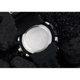 BOAMIGO Jam Tangan Analog Digital Pria - F-502 - Black Gold - 3