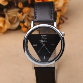 Xiniu Jam Tangan Triangle Quartz - YQ007 - Black - 6