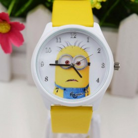 Jam Tangan Minion - Yellow