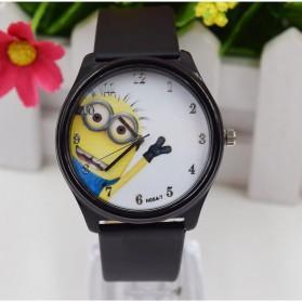 Jam Tangan Minion - Black