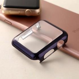 Case Cover & Screen Protector untuk Apple Watch Series 1/2/3 42mm - Black - 7