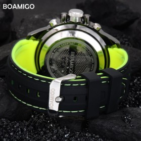 BOAMIGO Jam Tangan Sporty Digital Analog - F533 - Green - 5