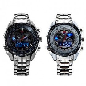 TVG Jam Tangan Sporty Digital Analog - KM-468 - Black - 2