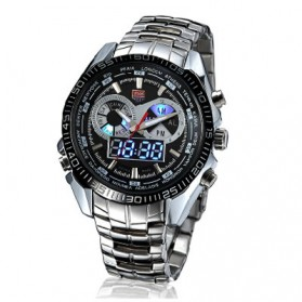 TVG Jam Tangan Sporty Digital Analog - KM-468 - Black - 3