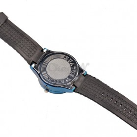 Huayue Jam Tangan Kasual dengan Korek Elektrik USB - F772 - Black/Blue - 5