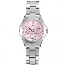 Chenxi Jam Tangan Wanita - CX-019L - Pink