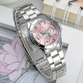 Chenxi Jam Tangan Wanita - CX-019L - Pink - 2