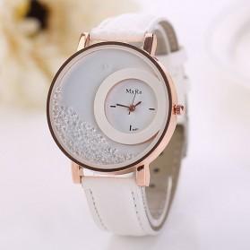Jam Tangan Quartz  Wanita - White