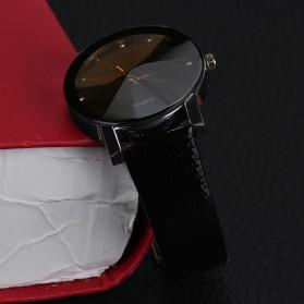 Jam Tangan Analog Pria Luxury - RH86 - Black