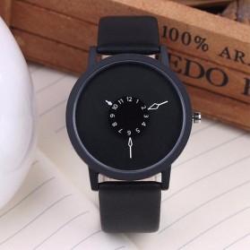 CIVO Jam Tangan Unique Dial - QZBW164ZB - Black