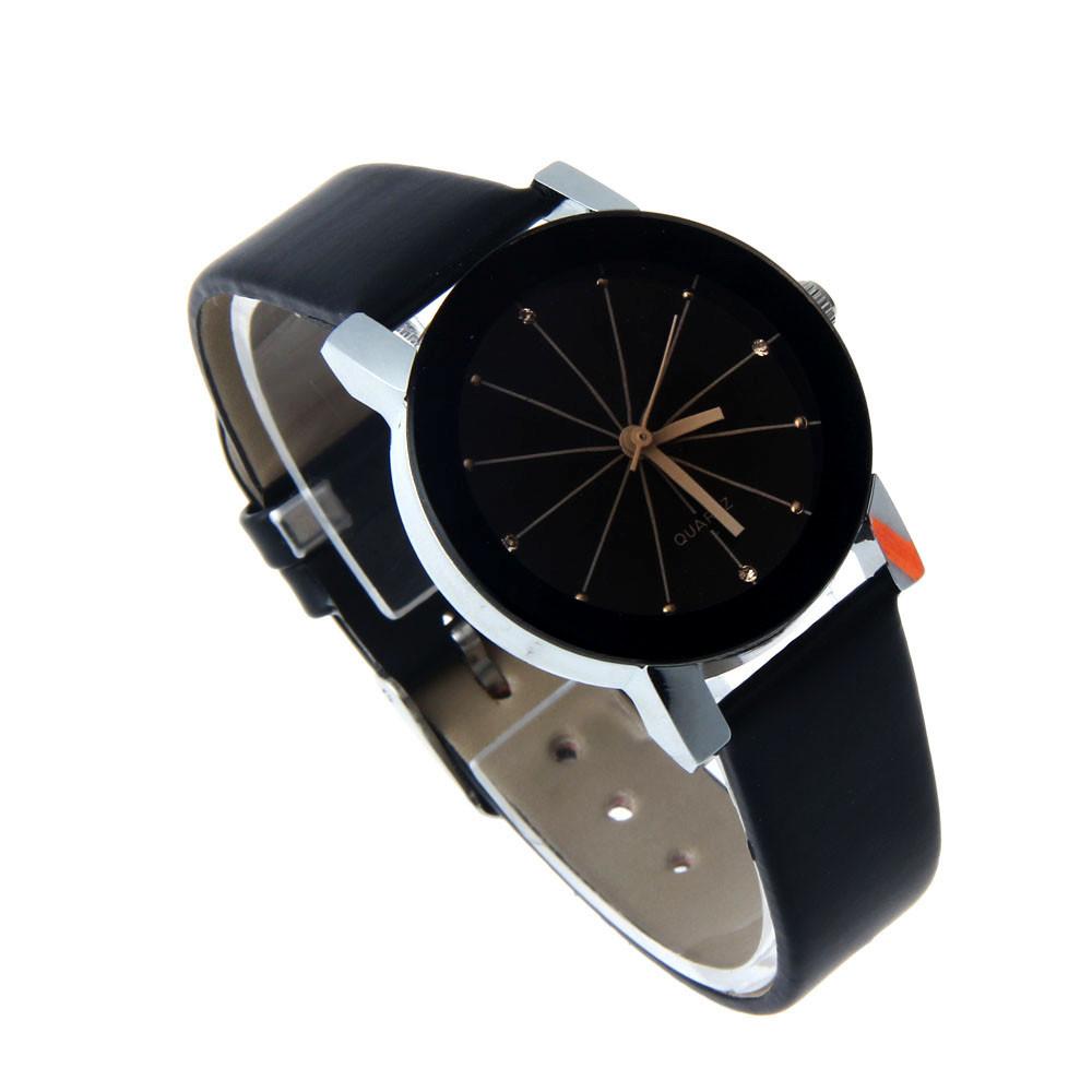 Черные часы casio женские