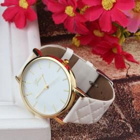 Jam Tangan Wanita Model Mewah - White