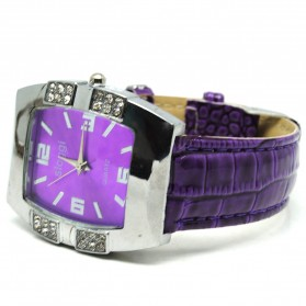 Jam Tangan Wanita Summer Style - Purple - 2