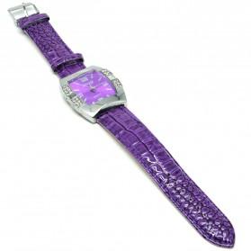 Jam Tangan Wanita Summer Style - Purple - 3