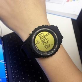 Sanda Jam Tangan Digital Pria - 370 - Black - 3