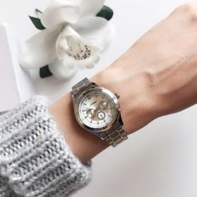 SINOBI Jam Tangan Analog Wanita - 9285 - Silver - 3