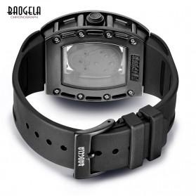 BOAGELA Jam Tangan Analog Pria - BGL1612-1 - Black - 2