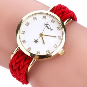 Duoya Jam Tangan Fashion Wanita - DY069 - Red