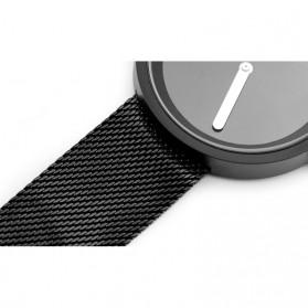 Enmex Jam Tangan Analog Fashion Pria - E2311 - Black/Black - 6
