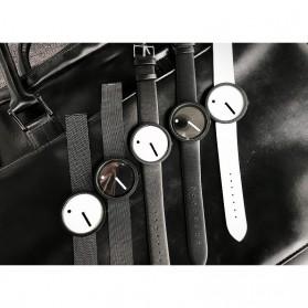 Enmex Jam Tangan Analog Fashion Pria - E2311 - Black/Black - 9