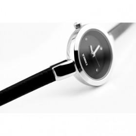 Enmex Jam Tangan Analog Wanita - 575 - Black White - 3