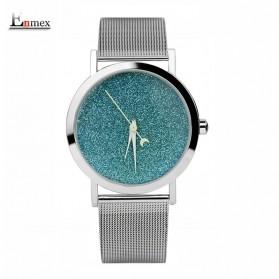 Enmex Jam Tangan Analog Fashion Wanita - E7302 - Blue
