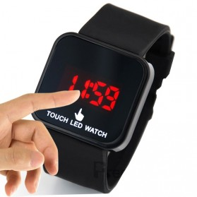 LED Touch Watch - Black