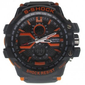 S-SHOCK Sport Watch - 2168 - Orange