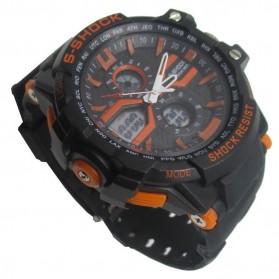 S-SHOCK Sport Watch - 2168 - Orange - 2