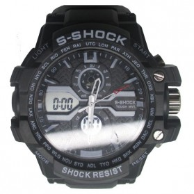 S-SHOCK Sport Watch - 2168 - Black