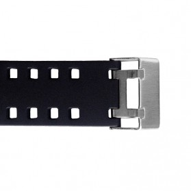 SMAEL Jam Tangan Digital Luminous - 1436 - Black/Blue - 5