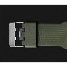 SMAEL Jam Tangan Digital Fashion Luminous - 1617 - Army Green - 5