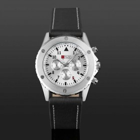 Military Royale Jam Tangan Analog Pria - MR099/100 - White