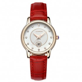 Sanda Jam Tangan Analog Wanita - SD-P198 - Red