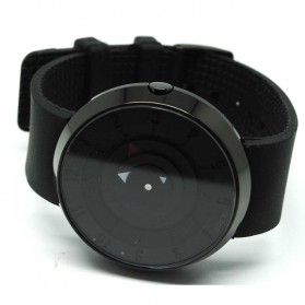 BREAK Jam Tangan Fashion Pria - B106 - Black