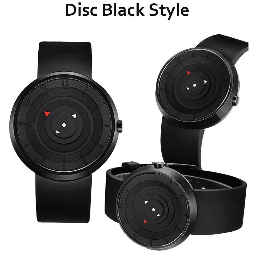 ... BREAK Jam Tangan Fashion Pria - B106 - Black - 6 ...