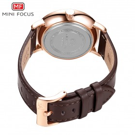 MINI FOCUS Jam Tangan Analog Pria - MF0052G - Black - 6