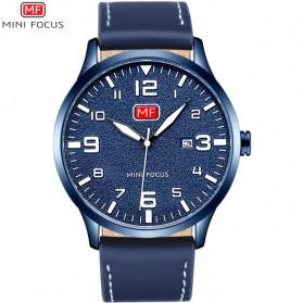 MINI FOCUS Jam Tangan Analog Pria - MF0158G - Blue - 1