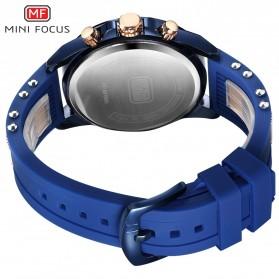 MINI FOCUS Jam Tangan Analog Pria - MF0089G - Blue - 6