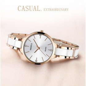 NIBOSI Jam Tangan Luxury Wanita - NI2330 - Rose Gold - 2