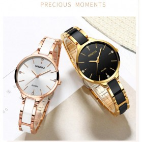 NIBOSI Jam Tangan Luxury Wanita - NI2330 - Rose Gold - 3