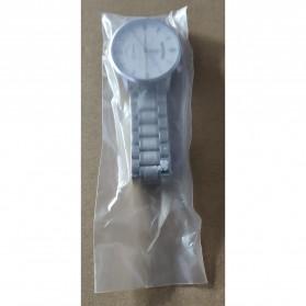 NIBOSI Jam Tangan Kasual Pria - 2309-2 - Silver Blue - 9