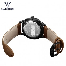 Cadisen Jam Tangan Analog Pria PU Leather - C2021m - Brown - 2