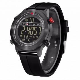 JeiSo Jam Tangan Digital Smartwatch - WQJ-026-SL-B - Black - 2