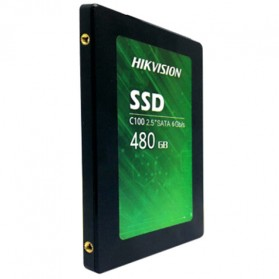 Hikvision C100 SSD Solid State Drive 2.5 Inch 120GB SATA III - Black - 2