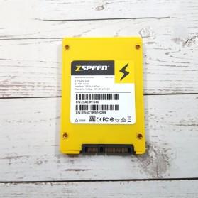 ZSPEED Z3 ADV SSD Solid State Drive 2.5 Inch 480GB - ADV-480G - Black - 3