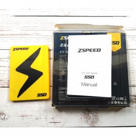 ZSPEED Z3 ADV SSD Solid State Drive 2.5 Inch 512GB - ADV-512G - Black - 4