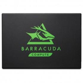 Laptop / Notebook - SEAGATE Barracuda 120 SSD Solid State Drive 2.5 Inch 500GB - ZA500CM1A003 - Black