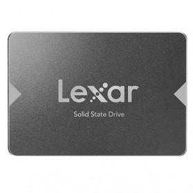 Lexar NS10 Lite SSD 2.5 Inch SATA III (6Gb/s) 120GB - LNS10LT-120BCN - Black - 2