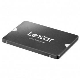 Lexar NS10 Lite SSD 2.5 Inch SATA III (6Gb/s) 120GB - LNS10LT-120BCN - Black - 4